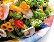 مصرف سبزی