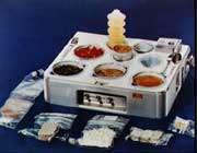 غذای فضانوردان