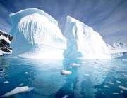 قاره ای پوشیده از یخ