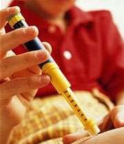 تزریق انسولین در دیابت نوع یک