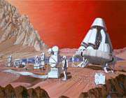 مستقیم تا مریخ