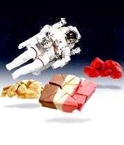 تغذیه فضانوردان