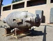 amenhotep iiis head