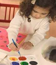 نقاشی و دختر