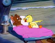 little quacker, tom and jerry