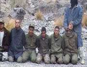 سربازهای گروگان ایرانی در چنگ تروریستهای ریگی