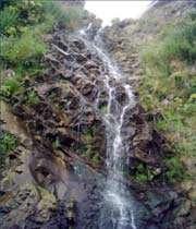چشمه ها و آبشارهای اردبیل