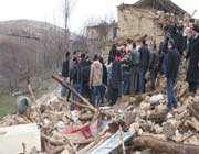 un séisme de magnitude 6 sur l'échelle de richter a frappé tôt lundi la province d'elazig, dans l'est de la turquie