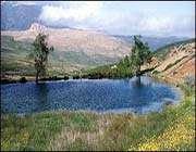 چشمه آب گرم زیارت