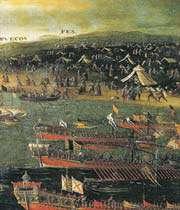 arrivée des musulmans en afrique du nord en 1609