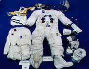 لباس های فضایی پروژه آپولو