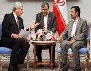 ahmadinejad: les liens entre l'iran et le brésil ne représentent pas de menaces pour les autres pays