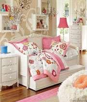 اتاق خواب دختر