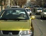 سمند طلايي در تهران