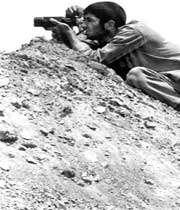روزگار عکاس حلبچه