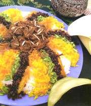 قیمه نثار (غذای سنتی قزوین)