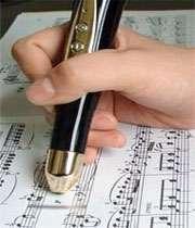 قلم آموزش پیانو piono pen