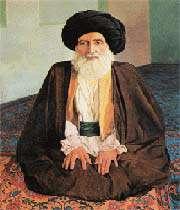 آیۃ اللّہ العظمی سید ابوالحسن اصفھانی