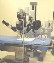 روبات های رویایی در اتاق عمل