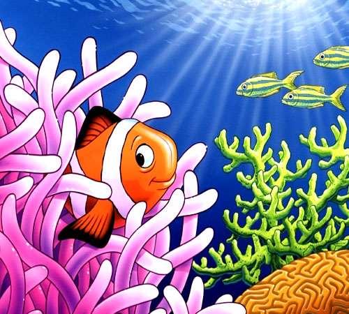داستان سه ماهی