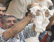 baby- victim- palestine