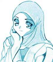 مسلمان لڑكی