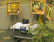 نمایشگاه صنایع دستی در جشن هفتاد سالگی رادیو