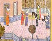 a page from shahnameh of baysunqur