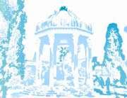 le mausolée de hafiz
