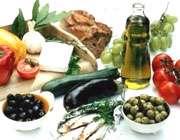 روغن زیتون، سبزیجات