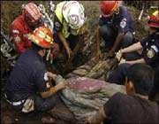storm agatha death toll reaches 90