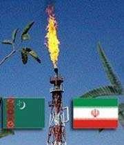iran et turkménistan