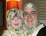 مسلمان ماں