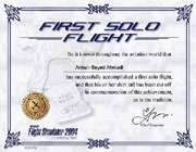 گواهینامه خلبانی شخصی