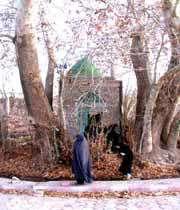 آرامگاه ارمیای نبی