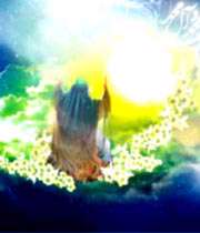 پیامبر و فرشته