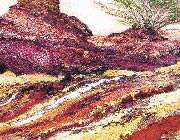 خاک سرخ سیستان