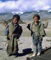 مردم تبت