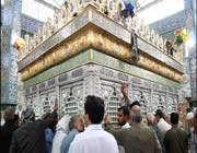 le mausolée de hazrat zaynab