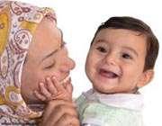 کودک و مادر