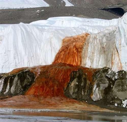 شلالات الــدم في القارة القطبية 19320954223302038415
