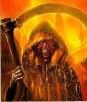 شیطان، جهنم