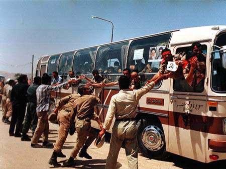 آزادگان در قاب تصویر
