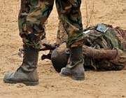 un soldat américain tué