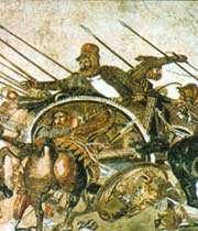 … et darius iii à la bataille d'issos