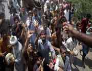 پاکستان کا تباه کن سیلاب