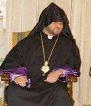 l'évêque papken charian