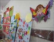 گزارش از جشن قرآنی مدرسه ی اندیشه سبز(قسمت اول)