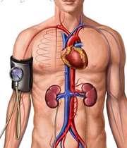 نارسایی کلیه و فشار خون بالا