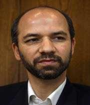 le ministre iranien de l'industrie